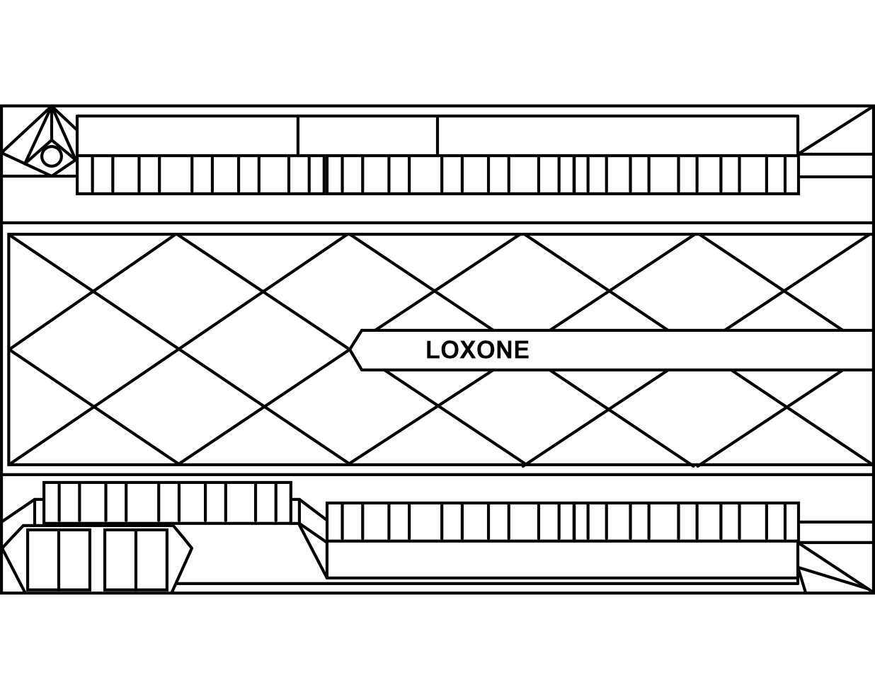 Extension LOXONE, 100002