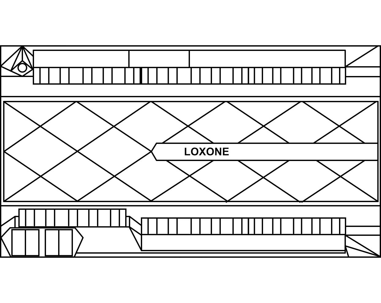 Multi Extension Air LOXONE, 100116