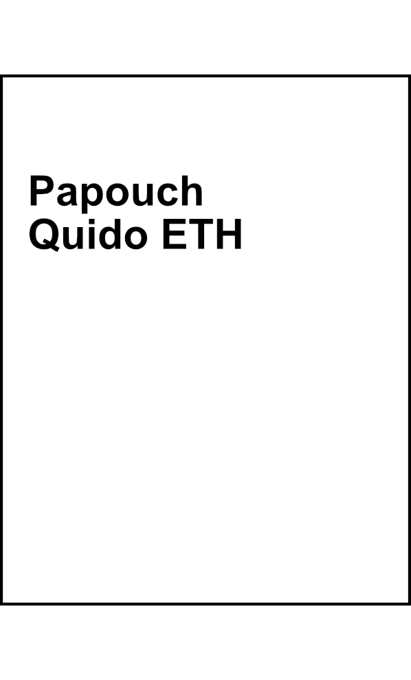 I/O modul Papouch Quido ETH 10/1