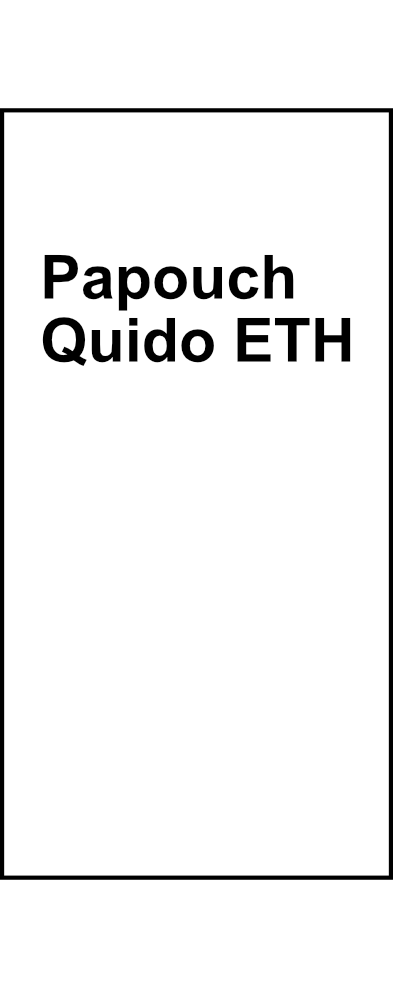 I/O modul Papouch Quido ETH 3/0