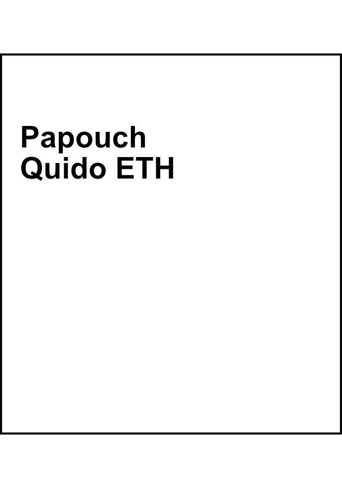 I/O modul Papouch Quido ETH 4/4
